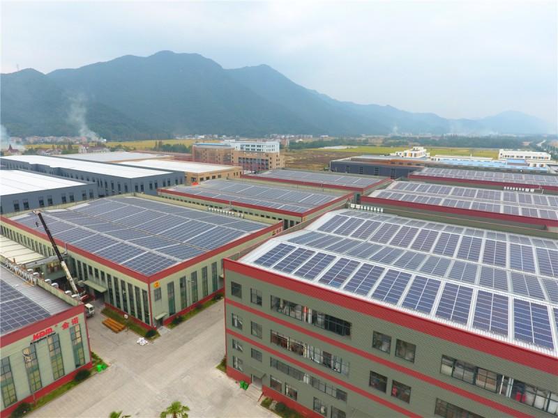 4.7MW屋顶项目
